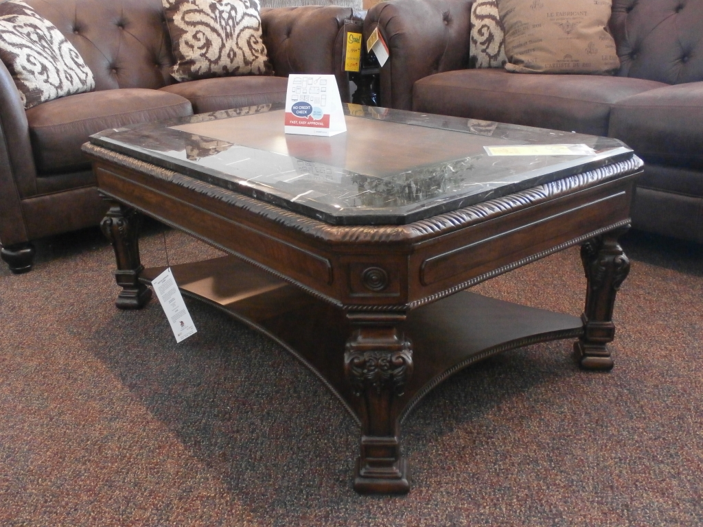 gavelston coffee table gavelston coffee table is rated 4 6 out of