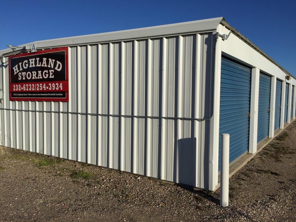 Location on Map & Prime Time Auctions - SOLD! Highland Storage Units Auction