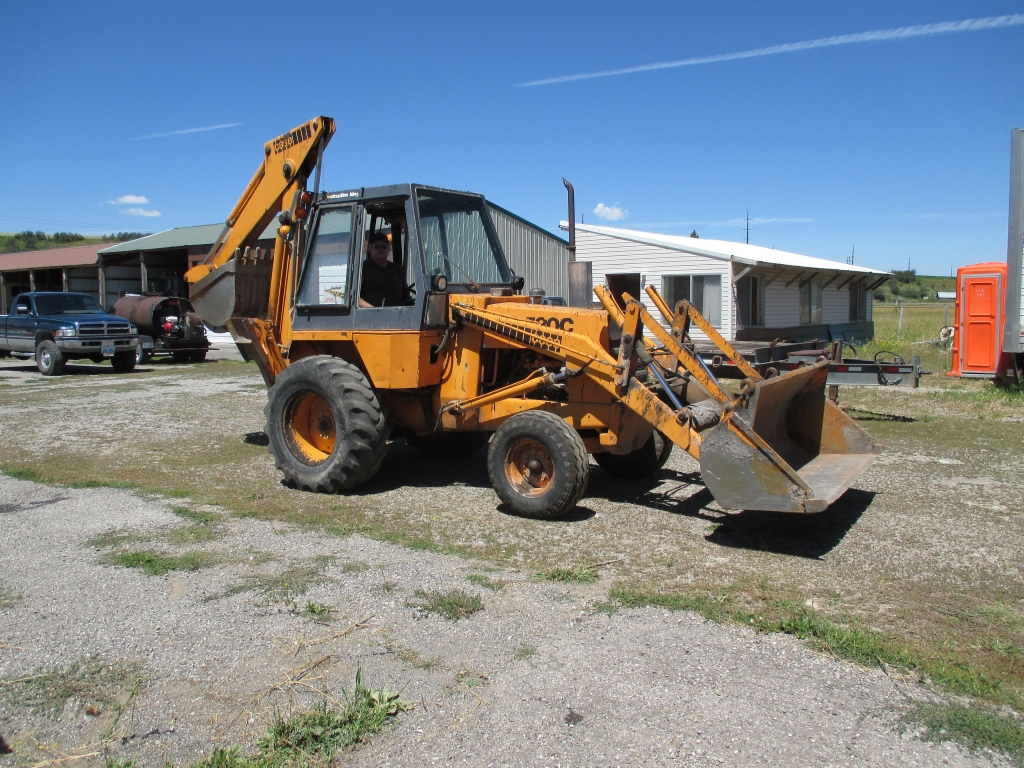 Prime Time Auctions Sold Star Valley Paving Wyoming