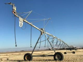 Irrigation to Harvesting Equip