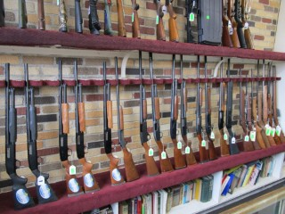 Gunsmith Shop & Firearms